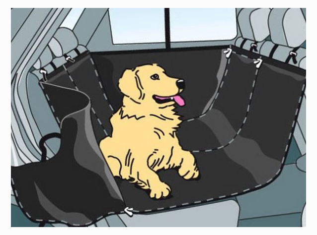 Автогамак для собак своими руками